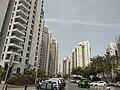 Yael Rom street, Em HaMoshavot.jpg