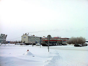 Yamal Airlines - Yamal Airlines Headquarters in Salekhard
