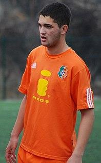 Yanaki Smirnov Bulgarian footballer