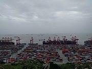 Yangshan Port 20170923-3