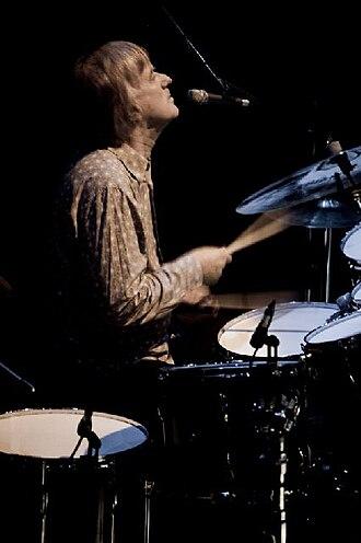 Jim McCarty - Jim McCarty in Basingstoke, 2008