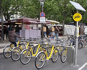 Image illustrative de l'article Yélo (Vélos)