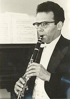 Yona Ettlinger Israeli classical clarinetist
