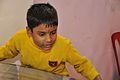 Young Visitor - Interactive Science Exhibition - Urquhart Square - Kolkata 2012-01-23 8756.JPG