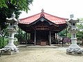 Yukaji Temple Yakushi-Do.JPG
