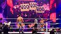Zack Ryder v The Miz at Raw, Miami, 2 April 2012 (7236543396).jpg