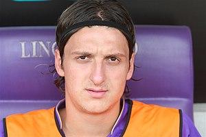 Zdravko Kuzmanović - Kuzmanović at Fiorentina