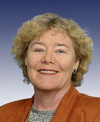 Zoe Lofgren - Earlier photo of Lofgren (2005)