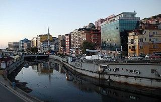 Zonguldak Province Municipality in Turkey