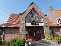 Zuydpeene (Nord, Fr) mairie.JPG