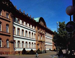 Schloss Zweibrücken - Image: Zweibrücker Schloss