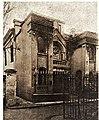 """""""Beth Hamidraș"""" Temple, Beit Hamidrash Synagogue, on 78 Calea Moșilor, Bucharest, January 1941.jpg"""
