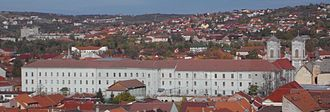 Iosif Vulcan - Vulcan's high school, now the Mihai Eminescu National College
