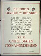"""Prices charged in this store will not exceed those indicated in the most recent list of Fair Prices applicable to this - NARA - 512556.jpg"