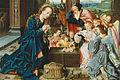 'The Nativity' by Bartholomaus Bruyn the Elder, c. 1520.jpg