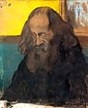 (Albi) Etude pour L'Incompris - André Devambez 1904.jpg