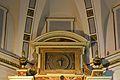 Àtic del retaule de la capella de la mare de Déu del Puig, catedral de València.JPG