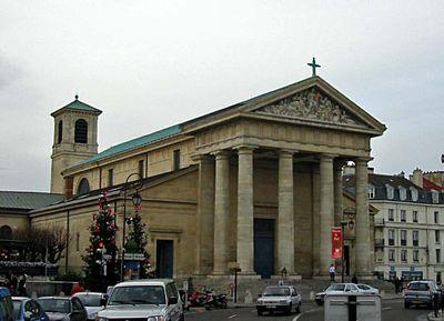 Saint germain en laye wikiwand la iglesia de saint germain en laye publicscrutiny Image collections