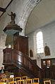 Église Saint-Lucien de Méru chaire 1.JPG
