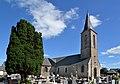 Église Saint-Romphaire de Saint-Romphaire. Vue nord-ouest.jpg