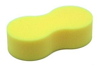 Polyurethane - Polyurethane foam sponge