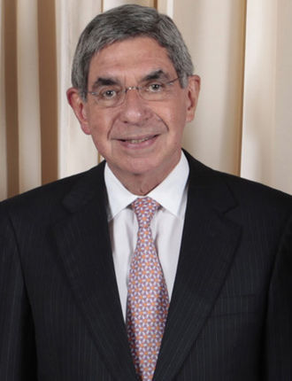 President of Costa Rica - Image: Óscar Arias