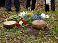 Ďáblický hřbitov, pohřeb Jana Badalce (1).jpg