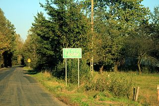 Łupiny, Masovian Voivodeship Village in Masovian, Poland