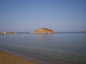 Παραλία Γομάτι