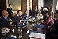 Συνάντηση ΑΝΥΠΕΞ, κ. Δ. Δρούτσα, με Ύπατη Εκπρόσωπο ΕΕ, κα C. Ashton (4776920214).jpg