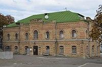 Іконописна школа та майстерня (корпус № 30) на території Києво-Печерської Лаври.JPG