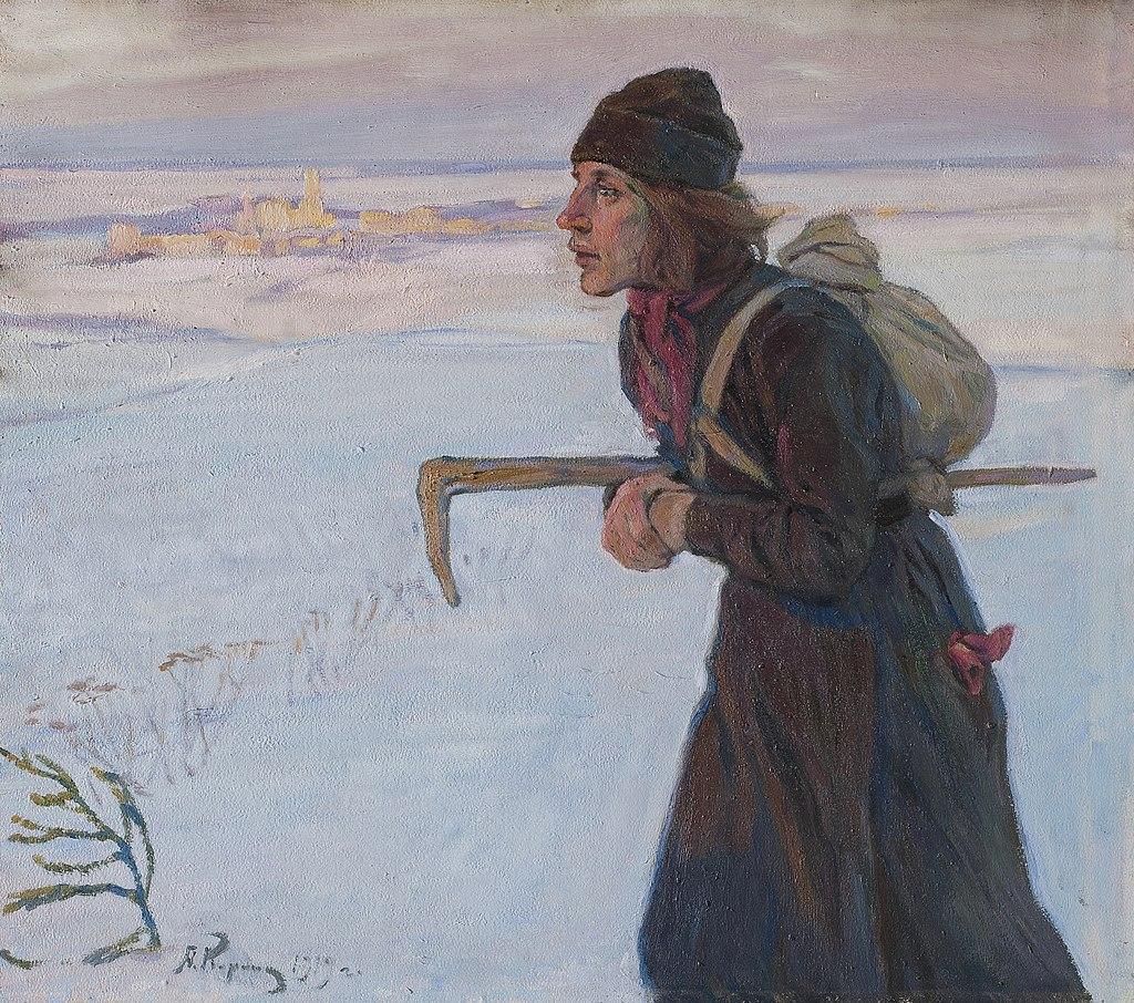 Алексей М. Корин - Монах (1919).jpg