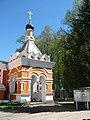 Апсида Никольской церкви. Часовня-усыпальница А.И.Глазунова.jpg