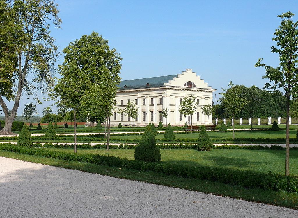 Палац Розумовського, Батурин