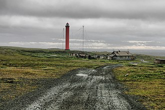 Rybachy Peninsula - Image: Вайда Губа2