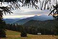 Вид на гору Хомяк з гори Ягідна.jpg