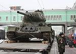 В Новосибирске эшелон с легендарными танками Т-34 5.jpg