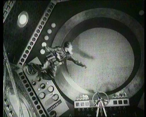 Кадр из фильма Космический рейс 1935