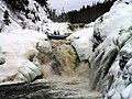 Кивач водопад, Кондопожский район, Россия.jpg