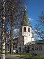 Новгородская обл., Валдай - Иверский монастырь, колокольня.jpg