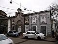 Одеса - Правоворотня будівля Воронцовського палацу P1050262.JPG