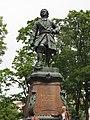 Петровский парк, Кронштадт, памятник Петру Великому. (2).JPG