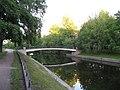 Пешеходный мост через Чёрную речку (The foot-bridge across Chernaja river) - panoramio.jpg