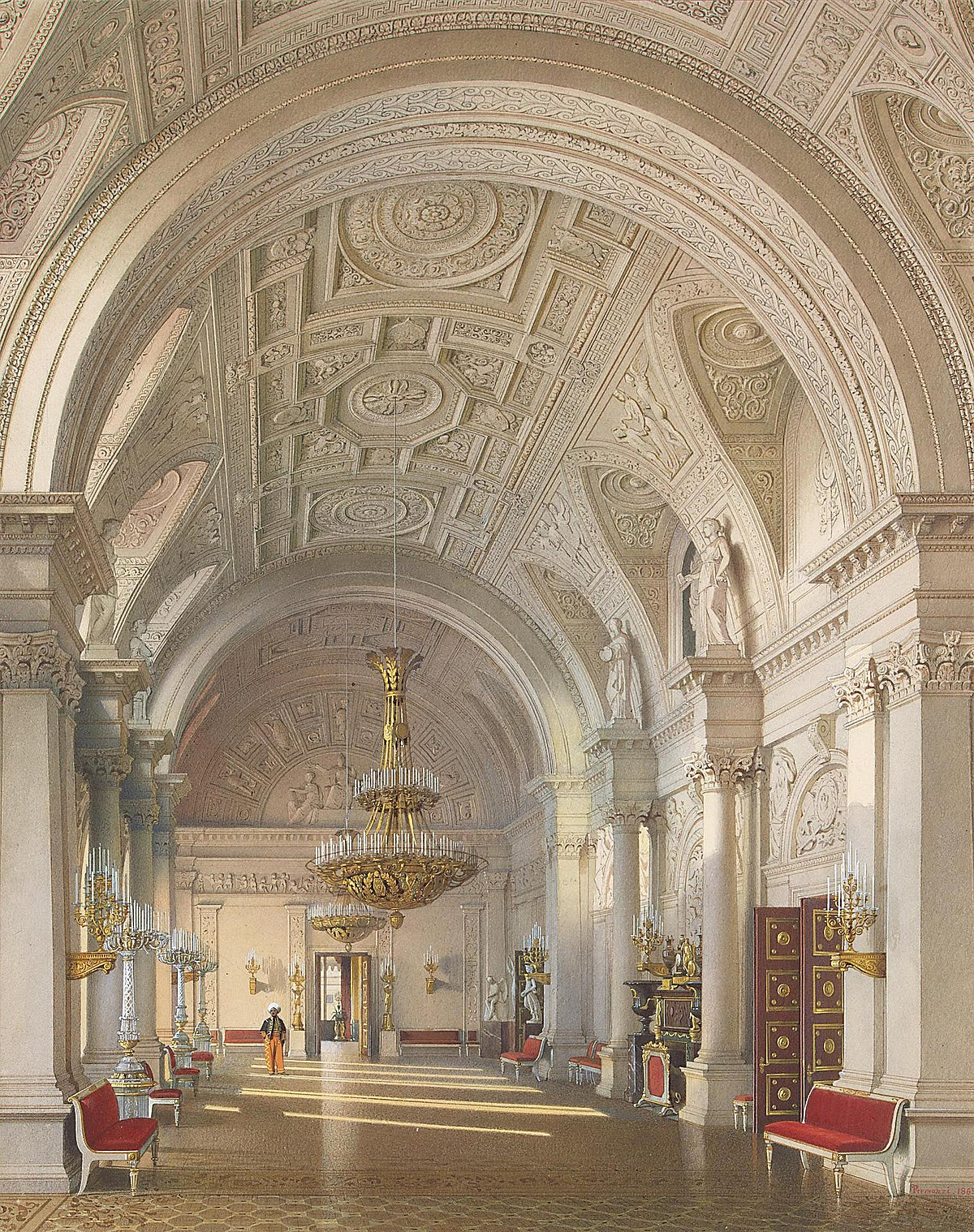 white hall of the winter palace wikipedia. Black Bedroom Furniture Sets. Home Design Ideas