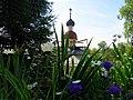 Старая церковь Голгофо-Распятского скита Соловецкого монастыря на острове Анзер.JPG