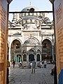 Турция (Türkiye), провинция Стамбул (il İstanbul), Стамбул (İstanbul), р-н Еминёню (ilçe Eminönü, Rüstem Paşa), Новая мечеть (Yeni Camii), 16-36 15.09.2008 - panoramio.jpg