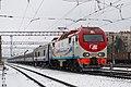 ЭП2К-035, Russia, Moscow region, Monino station (Trainpix 214387).jpg
