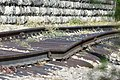 שקע בפסי המסילה החיגאזית הנמצאצ על גשר האבון.jpg