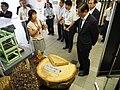 オイルパーム廃棄木を利用したバイオエタノール生産技術についてご説明 (36074220383).jpg