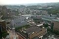 ベネッセビルから見る多摩センター駅前の眺め130525.jpg